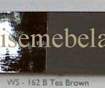 Tea Brown Gloss / Doff