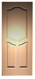 Daun Pintu P. 004