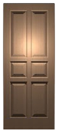 Daun Pintu P. 005