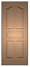 Daun Pintu P. 009