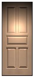 Daun Pintu P. 011