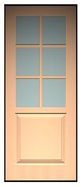 Daun Pintu P. 019