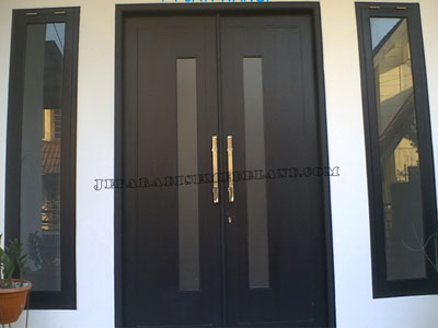 daun pintu utama minimalis daun pintu utama minimalis berbahan dasar ...