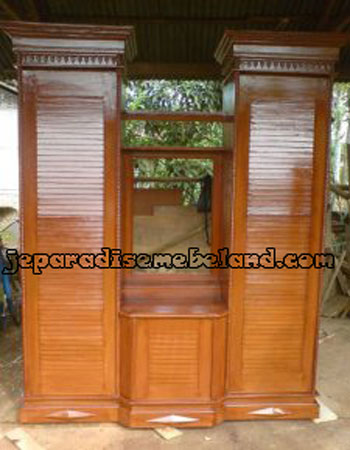 Furniture Jepara Bufet Krepyak