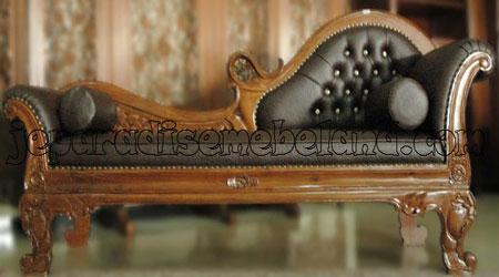 Sofa Louis Angsa Produk Mebel jati Jepara