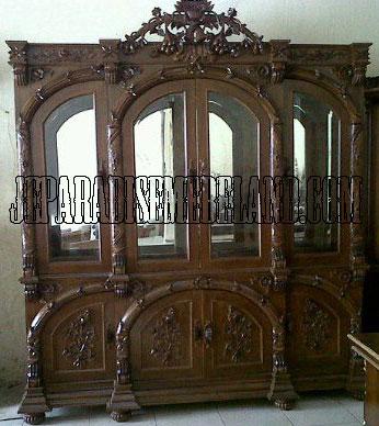 Lemari Hias Shima Furniture Online Berkualitas