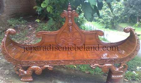 Sofa Perahu Gambangan
