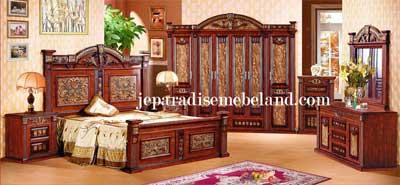 Kamar Set Pengantin Mewah