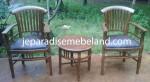 Kursi Teras Tanduk Model Jok Pesanan Bpk. Stanlee Tanjung Priok