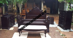 Furniture Villa Kamar Set Model Classic