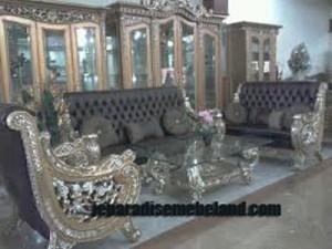 Set Sofa Tamu Mewah Raffi Ahmad