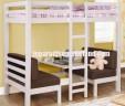 Ranjang Susun Kombinasi Sofa