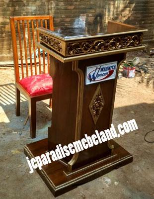 Jual Mimbar Masjid Bekasi