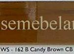 Candy Brown Gloss / Doff
