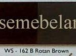 Rotan Brown Gloss/ Doff