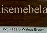 Walnut Brown Gloss / Doff